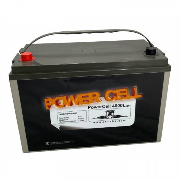Power Cell 4000L - 110Ah