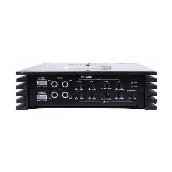 Audio System AS480 - 4 Channel