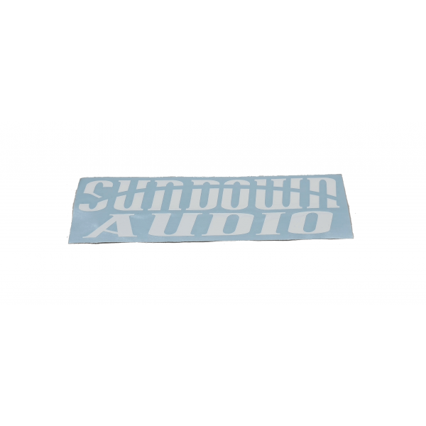 Sundown Sticker