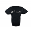 B² Audio T-Shirt - flocked