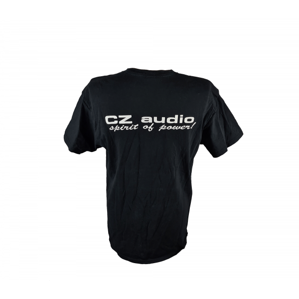 CZ Audio T-Shirt - flocked