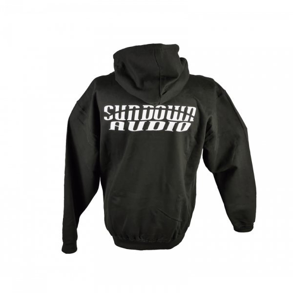 Sundown Hoodie - flocked